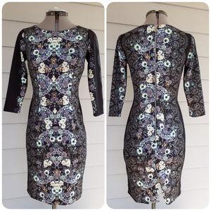 Antonio Melani Floral Sheath Dress